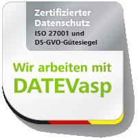 SPK arbeitet mit DATEV asp