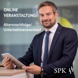 Daniel Milz, M&A, SPK-Gruppe Weingarten & Ravensburg